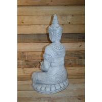 thumb-Boeddha met een schaaltje ( H 64 cm)-4