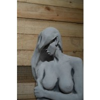 Naakte vrouw ( H 70 cm)