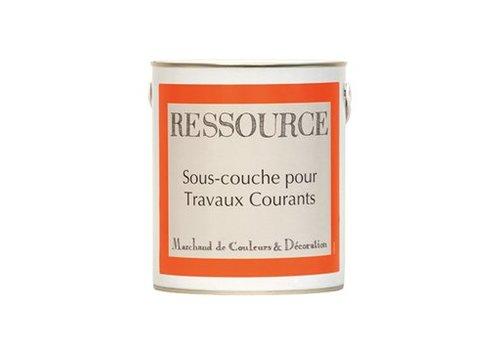 Ressource Sous-couche pour Travaux Courants