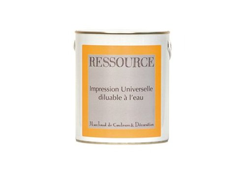 Ressource Impression Universelle Hydrodiluable