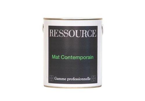 Ressourceverf Mat Contemporain