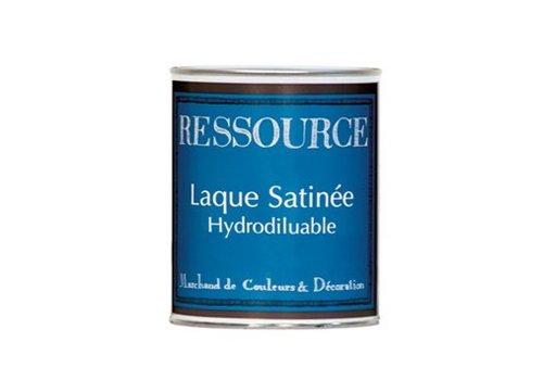 Ressourceverf Laque Satinée Hydrodiluable
