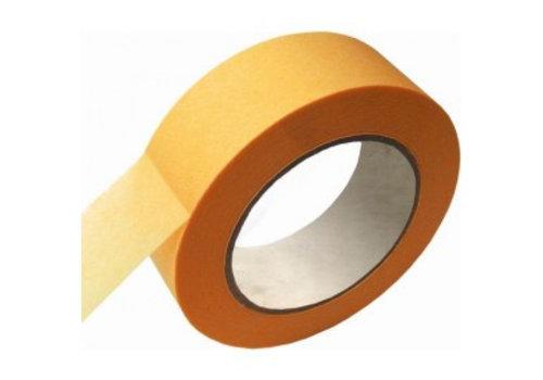 Vink verf schilderstape geel 25mm