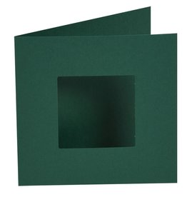 Pixel Hobby Set van 4 kaarten enkele ril, groen