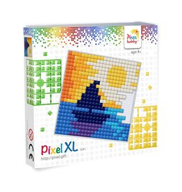 Pixel Hobby Pixel XL set  zeilboot