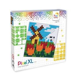 Pixel Hobby Pixel XL set - Hollandse molen