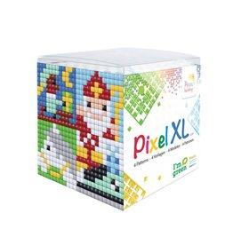 Pixel Hobby Pixel XL kubus - sinterklaas