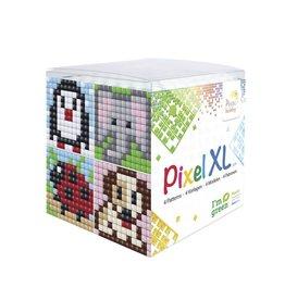 Pixel Hobby Pixel XL kubus - dieren III