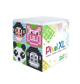Pixel Hobby Pixel XL kubus - dieren I