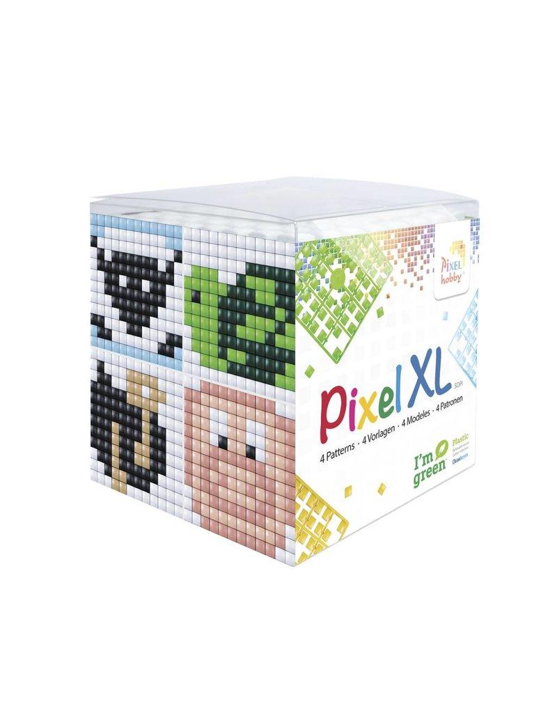 Pixel Hobby Pixel XL kubus - dieren II