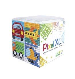 Pixel Hobby Pixel XL kubus - verkeer