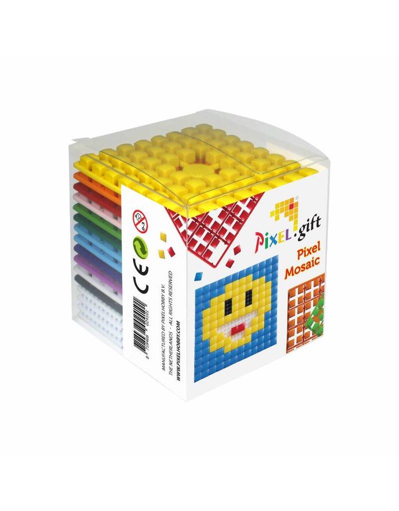 Pixel Hobby Pixel XL kubus - smiley I