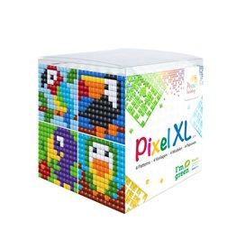 Pixel Hobby Pixel XL kubus - vogels