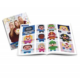 Pixel Hobby Boekje pixel-XL voor basisplaat klein, vierkant