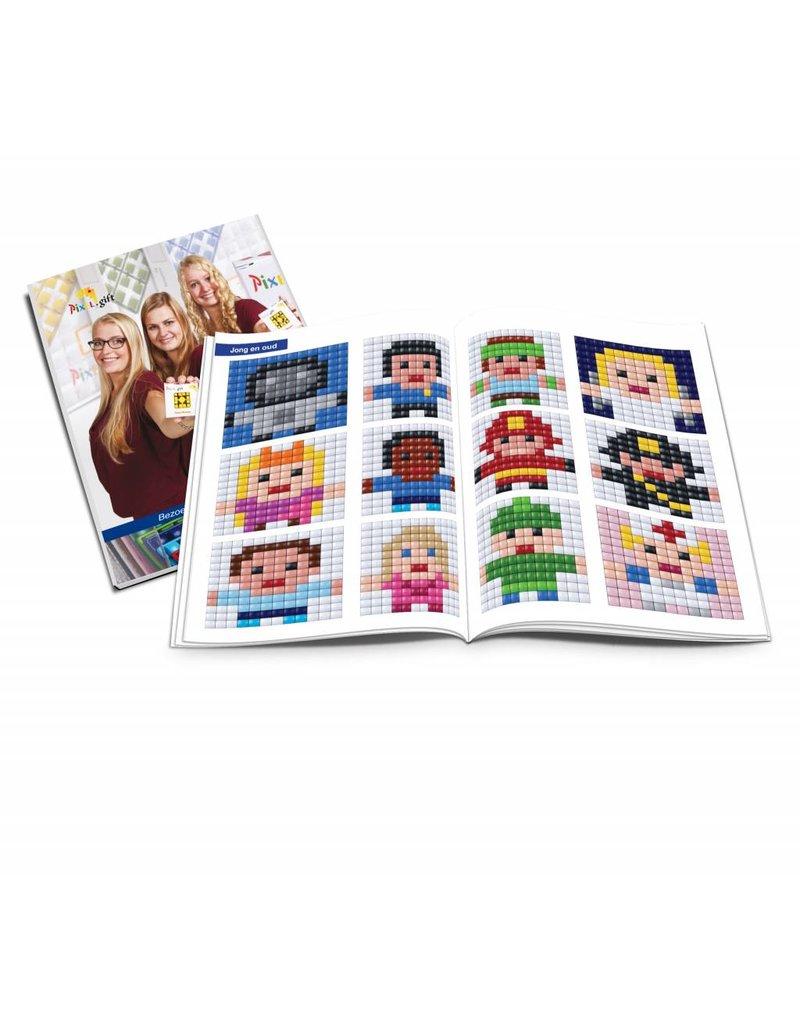 Pixel Hobby Boekje pixel-XL voor 12x12 basisplaat