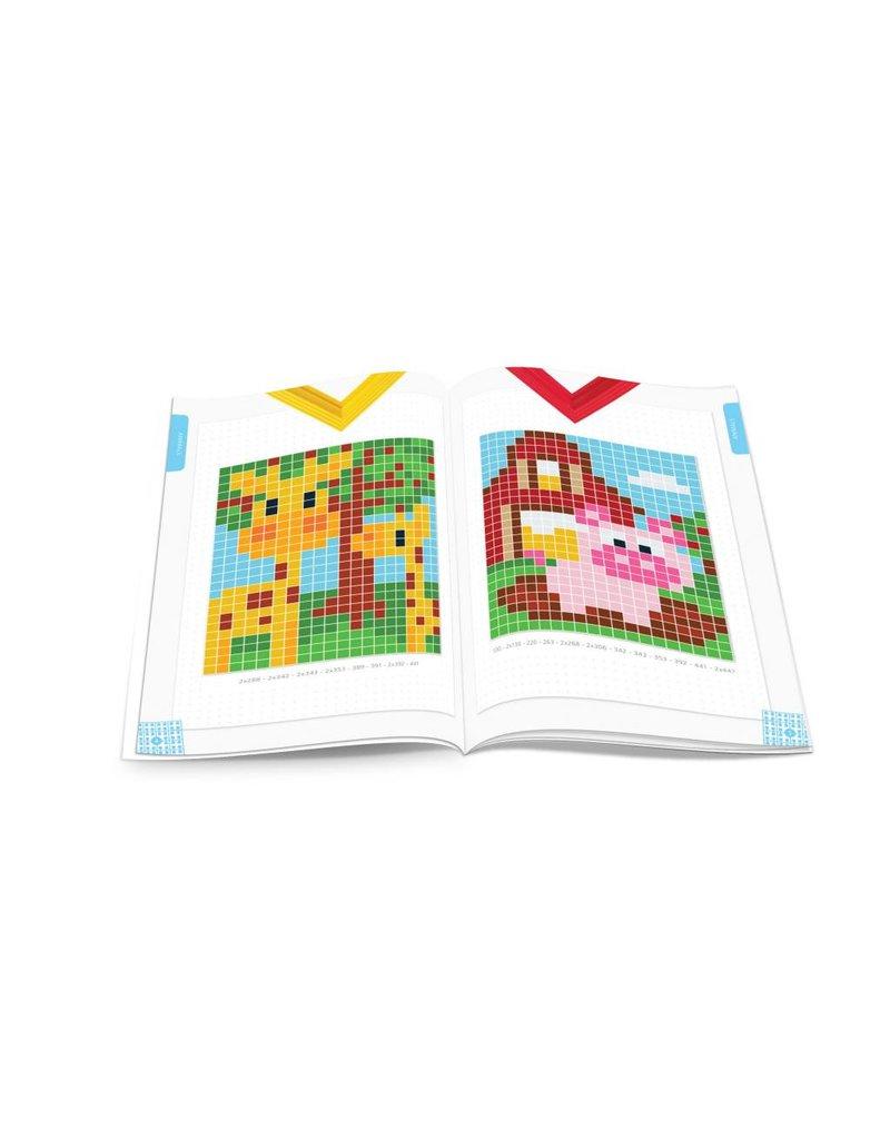 Pixel Hobby Boekje Pixel-XL voor 20x25 basisplaat