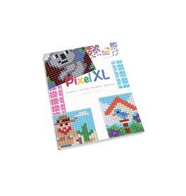 Pixel Hobby Boekje Pixel-XL voor basisplaat groot, vierkant