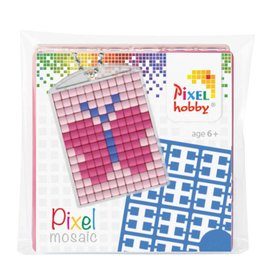 Pixel Hobby Medaillon vlinder