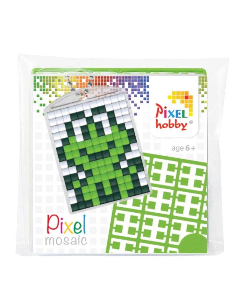Pixel Hobby Medaillon kikker