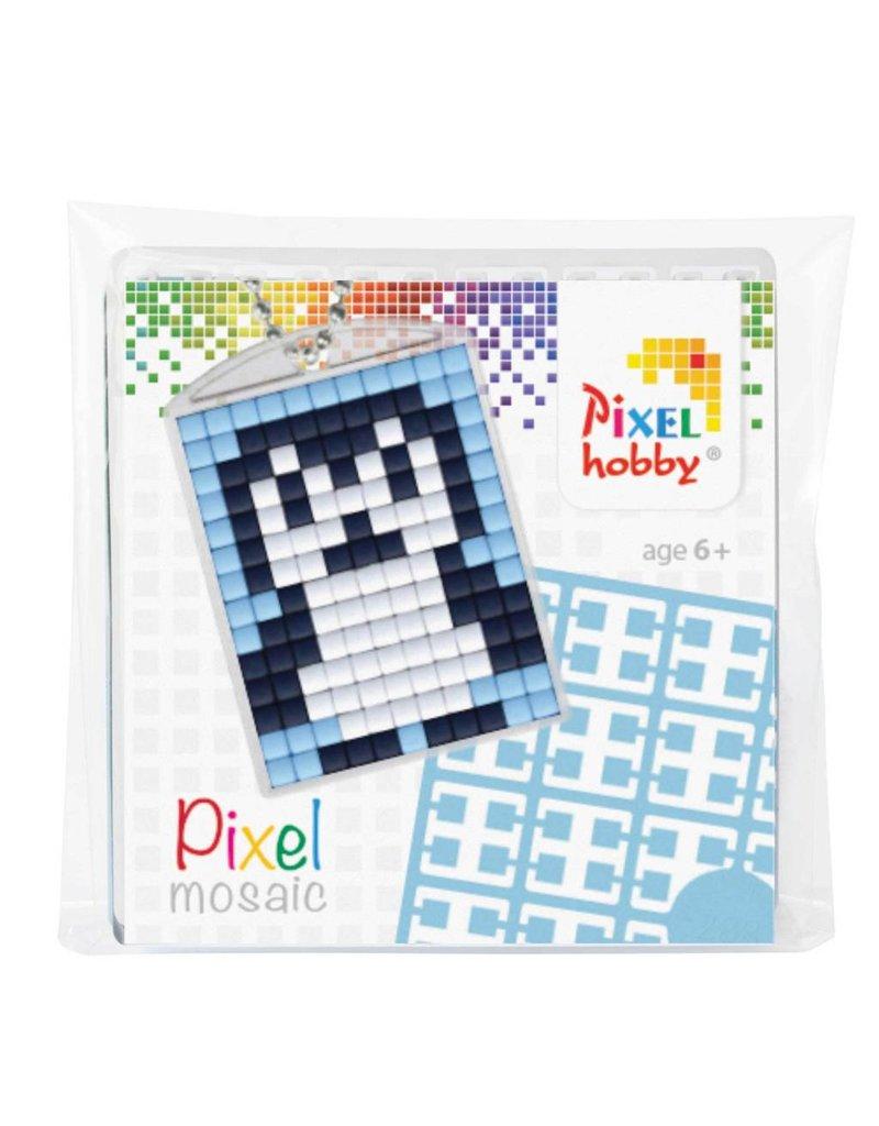 Pixel Hobby Medaillon pinguin