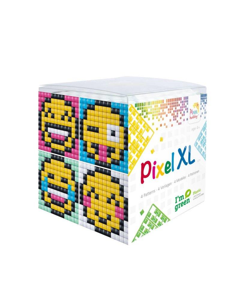 Pixel Hobby Pixel XL kubus - smiley II
