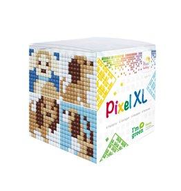 Pixel Hobby Pixel XL kubus - hondjes