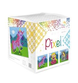 Pixel Hobby Pixel kubus - Sprookje
