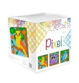 Pixel Hobby Pixel kubus - Vogels