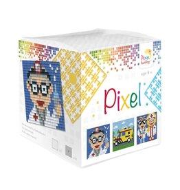 Pixel Hobby Pixel kubus - Ziekenhuis
