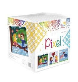 Pixel Hobby Pixel kubus - Liefde