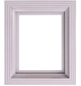 Pixel Hobby Kunststof lijst voor 1 basisplaat (licht grijs)