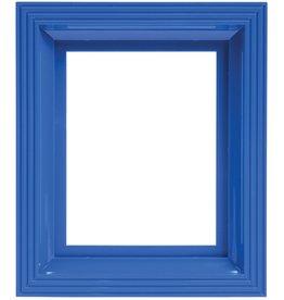 Pixel Hobby Kunststof lijst voor 1 basisplaat (signaal blauw)