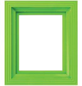 Pixel Hobby Kunststof lijst voor 1 basisplaat (licht groen)