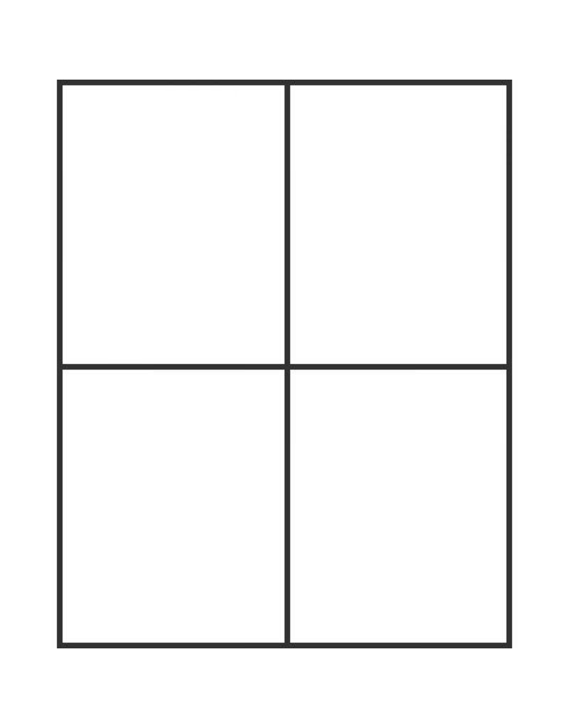 Pixel Hobby Lijst aluminium back-loader (2x2P & 2x2L)