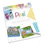 Pixel Hobby Boekje kleine basisplaat klein, vierkant