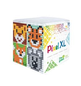 Pixel Hobby Pixel XL kubus - wilde dieren