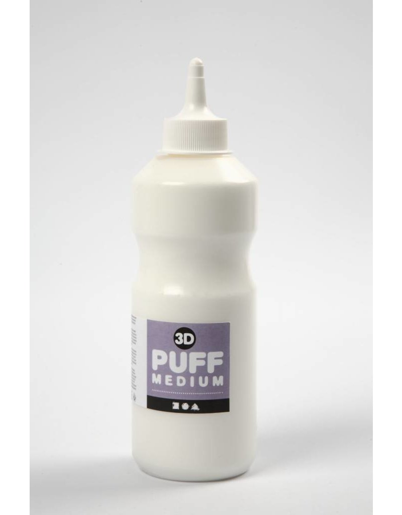 3D Puff Medium, 500 ml