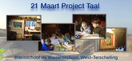 Projectmiddag Taal Vossersschool