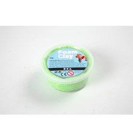 Foam Clay, 35 gr, neon groen