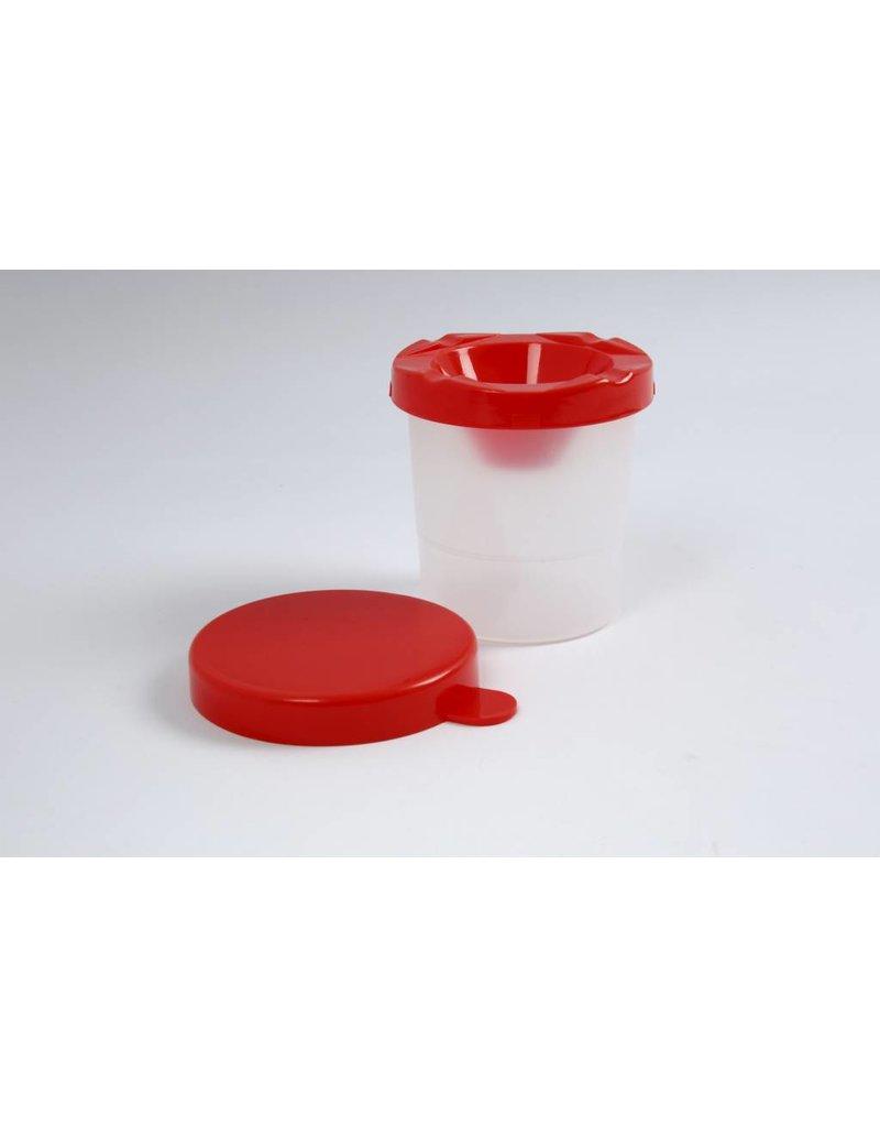 Niet-knoeien pot, d: 8 cm, h: 8,5 cm, 1 stuk