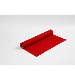 Hobbyvilt, b: 45 cm, dikte 1,5 mm, 1 m, rood