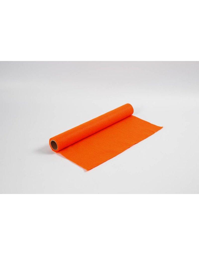 Hobbyvilt, b: 45 cm, dikte 1,5 mm, 1 m, oranje