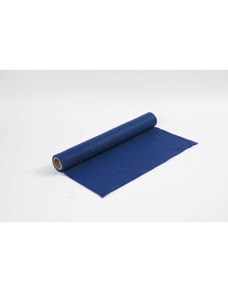 Hobbyvilt, b: 45 cm, dikte 1,5 mm, 1 m, blauw