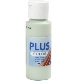 Plus Color acrylverf, 60 ml, spring green