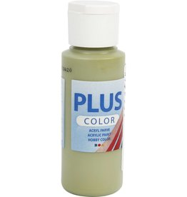 Plus Color acrylverf, 60 ml, eucalyptus