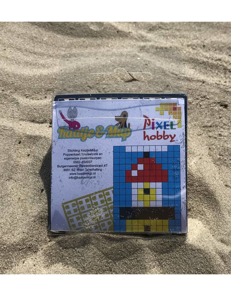 Sleutelhangers 2x Brandaris - Pixel Classic
