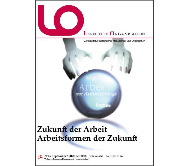 LO 45: Zukunft der Arbeit Arbeitsformen der Zukunft (PDF)