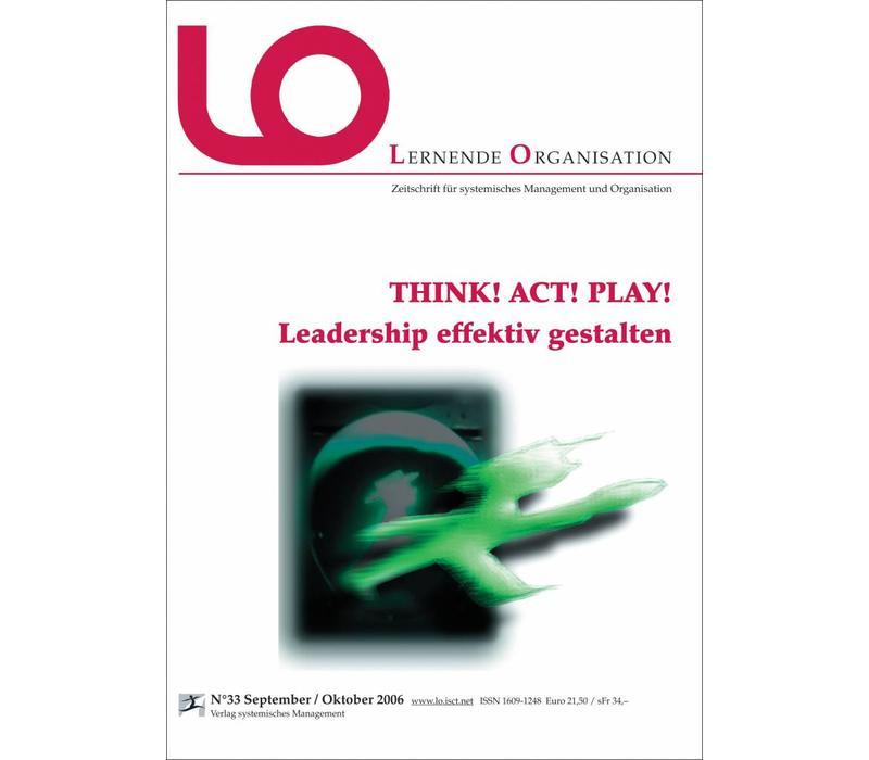 LO 33: Think! Act! Play! Leadership effektiv gestalten (PDF)