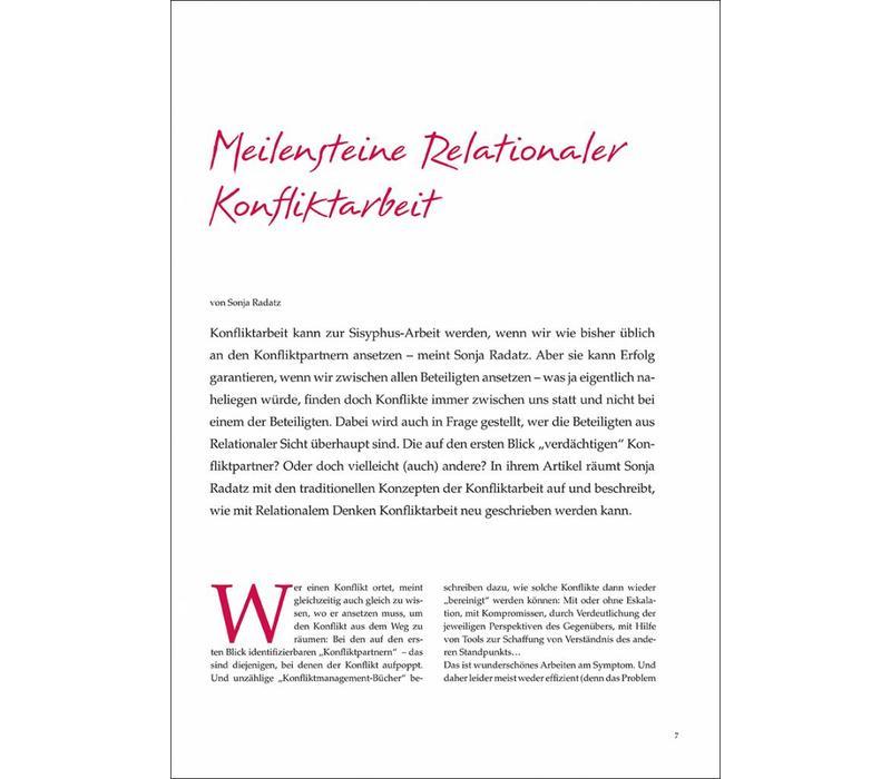 Meilensteine Relationaler Konfliktarbeit
