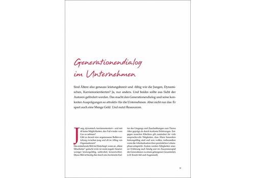 Generationendialog im Unternehmen